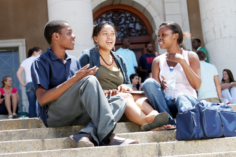 Students Cape Town