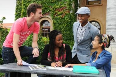 Albert-Ludwigs-University Students