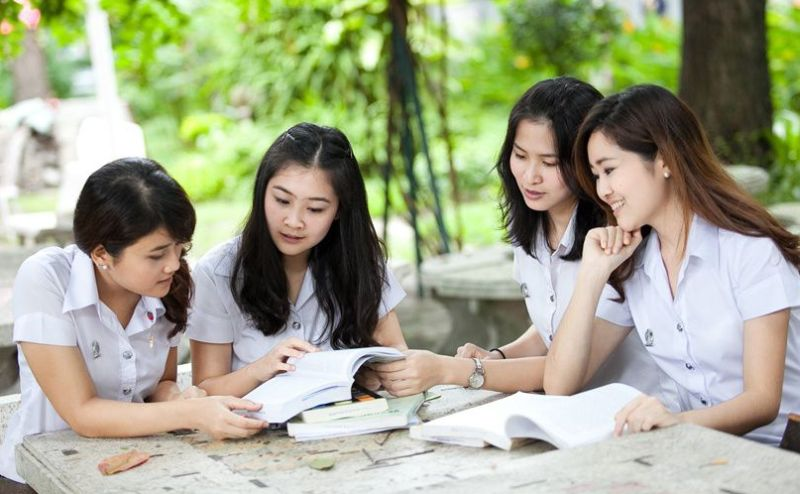 Chulalongkorn University Students
