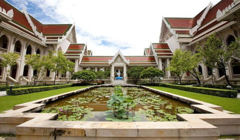 Universitas Chulalongkorn | Foto: Global Studies Programme Chulalongkorn University