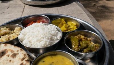 Jawaharlal Nehru University Food