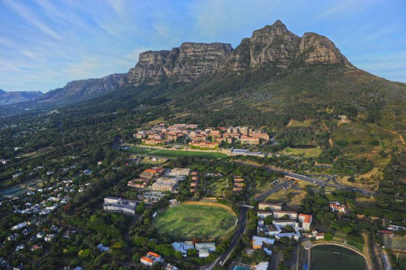 University of Cape Town Campus