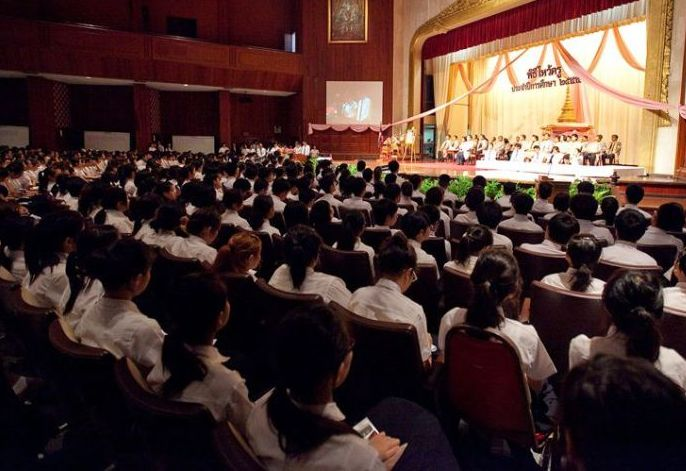 Students Chulalongkorn University
