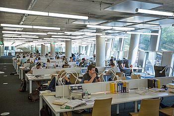Library University Freiburg