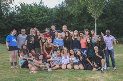 GSP Batch 2018 Farewell Potluck Dinner
